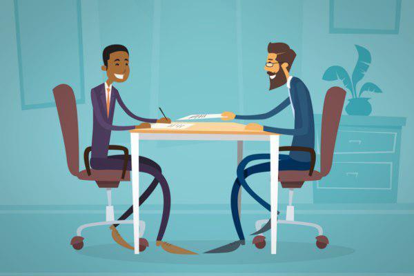 در مصاحبه افراد برای شغل باید به چه نکاتی توجه داشت؟