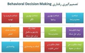 تصمیم گیری رفتاری