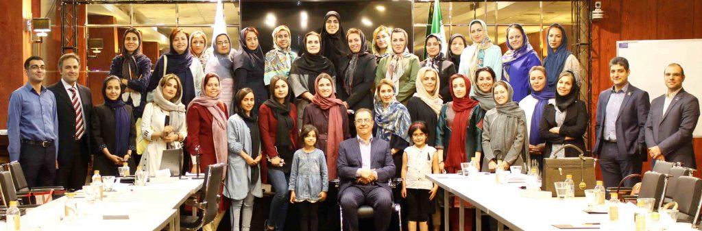 سمینار زنان در سمتهای مدیریتی