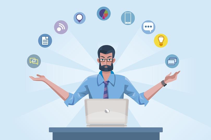 7دلیل برای کمک گرفتن از مشاوران مدیریت
