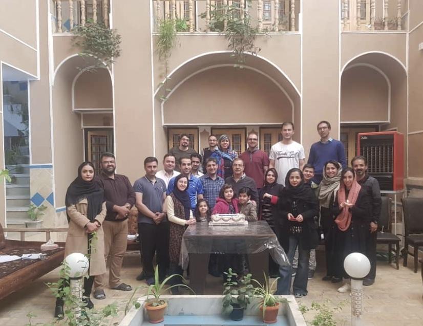 اولین سفر یادگیری مدیران در استان یزد انجام شد