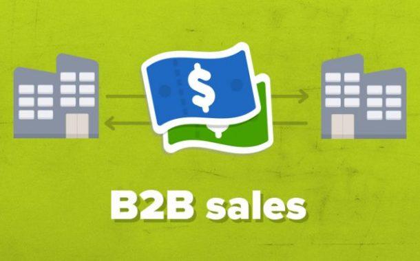 برگزاری دوره فروش صنعتی و خدماتی B2B