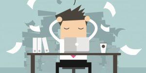 دلایل و راهکارهای استرس شغلی